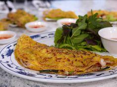 Vietnamese Pancakes