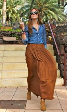Bohemian and Hippie