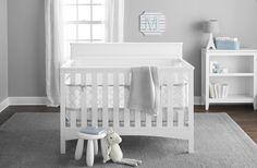 Enter to win a 5 piece set of crib bedding from @BreathableBaby! It's completely breathable so you don't sacrifice safety for style. #giveaway