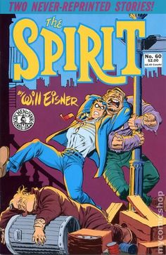 The Spirit Issue #60