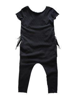 Inez jumpsuit black AW14