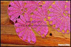 Katia Ribeiro Crochê Moda e Decoração Handmade - Crochê com Gráficos