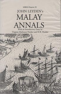 Malay Annals. The subjects covered in the work included the founding of the kingdom of Malacca and its relationship with neighbouring kingdoms, the advent and spread of Islam in the region, the history of the royalty in the region as well as the administrative hierarchy of the Malacca kingdom and its successor states.