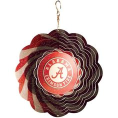 Wind Sculptures n Spinners  NCAA Alabama Crimson Tide 10   Geo Wind Spinner <3 This is an Amazon Associate's Pin. Detailed information can be found on Amazon website by clicking the image.