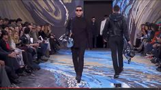 "Men's Fashion_""LOUIS VUITTON"" Full Show Autumn Winter 2014 2015 Paris Menswear by Fash..."