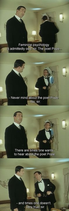 «Jeeves and Wooster». Stephen Fry and Hugh Laurie