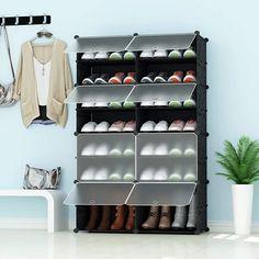 #Best_Cabinet_Shoe_Rack #Cabinet_Shoe_Rack #Best_Shoe_Rack #BestShoeRack #Shoe_Rack #Shoe_Storage #Best_Shoe_Storage #Cabinet_Shoe_Storage Shoe Storage Organiser, Shoe Rack Organization, Hanging Shoe Organizer, Cube Storage, Storage Spaces, Shoe Rack With Shelf, Shoe Shelves, Rack Shelf, Cabinet Shelving