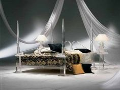 clear acrylic bed acrylic bedroom furniture