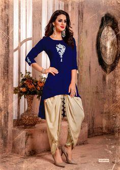 43aa8b380edcf6 Punjabi Style Dhoti Suit – Shopyance.com
