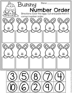planning Looking for AWESOME Easter Worksheets and Activities for preschool? You will LOVE these Easter themed centers and no-prep printables. Work on the alphabet, counting, tracing, patterns and more in this awesome set of Easter fun. Easter Activities For Kids, Preschool Learning Activities, Preschool Activities, Kids Learning, Pre K Worksheets, Easter Worksheets, Kindergarten Math Worksheets, April Preschool, Numbers Preschool