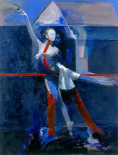 The Royal Ballet | Robert Heindel 1938-2005 | American painter | Tutt'Art@ | Pittura * Scultura * Poesia * Musica |