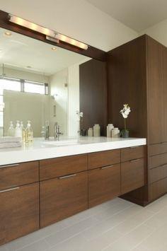 vanity and countertop