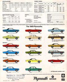 1969 full line