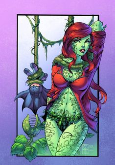 Poison Ivy by J Skipper