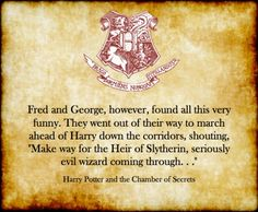 Fred and George for the win