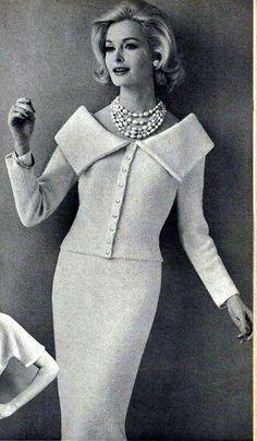 Sunny Harnett / Harper's Bazaar / 1957