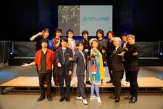 Cast of Yuri on Ice Excite Audience With Live-Readings and Talk Event