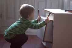 CUBE KID - Online store: www.cardboard.es #cardboard #furniture #eco #ecofriendly #reboard #design #ecohouse