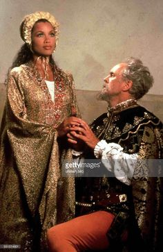 Don Quixote - with John Lithgow , 2000  (Photo by United Archives/ullstein bild via Getty Images)