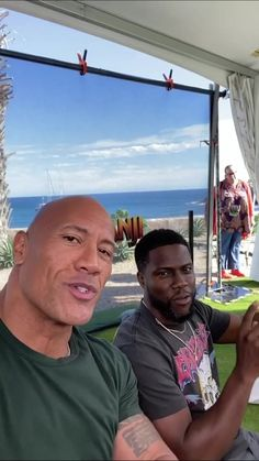 The Rock( has created a short video on TikTok with music bestfriendscheck.