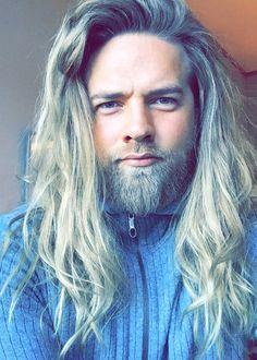 Lasse L. Matberg, il bellissimo vichingo di Instagram - DAILYBEST