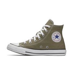 f82303adca0d Chuck Taylor All Star  Low   High Top. Converse. Olive Green ...