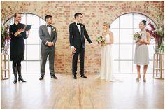 Substation Wedding