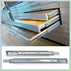 drawer slides bottom mount heavy duty-#drawer #slides #bottom #mount #heavy #duty Please Click Link To Find More Reference,,, ENJOY!! Cabinet Drawers, Storage Drawers, Dresser Bed, Small Parts Organizer, Drawer Rails, Green Kitchen Cabinets, Small Storage, Cool House Designs, Link