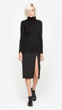 Cashmere Sweater Set by Tess Giberson