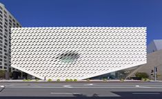 Unveiled: The Broad art museum by Diller Scofidio + Renfro opens | Architecture | Wallpaper* Magazine