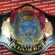 OVW – Ohio Valley Wrestling Heavyweight Title | Top Rope Belts Awa Wrestling, Professional Wrestling, Mma, Ohio, Belts, Photos, Belt, Pictures, Photographs