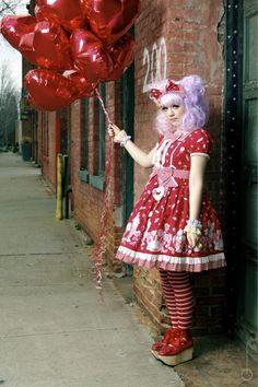 Balloon Lolita