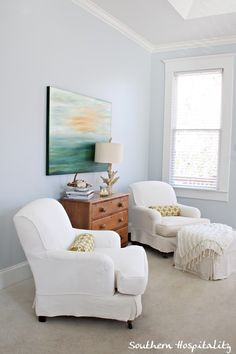 master bedroom sitting