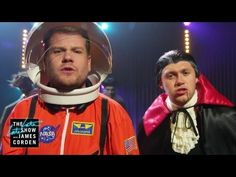 """Niall Horan and James Corden sing about their love of trick-or-treating in a parody of Ginuwine's song, """"Pony."""" """"Subscribe To """"""""The Late Late Show"""""""" Channel ..."""
