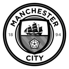 Manchester City Logo, City Tattoo, Uk Football, City Wallpaper, Juventus Logo, Badges, Tattoo Designs, Club, Logos
