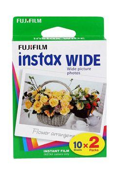 Instax Wide Film, Fujifilm Instax Wide, Instant Camera, Polaroid Cameras