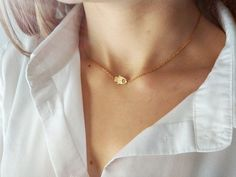 Hamsa Hand Necklace- CZ Hamsa Gold Filled Layered Necklace- Good Luck Necklace-Hand of Fatima Necklace- Protection Jewelry Gift Gold Circle Necklace, Pearl Necklace Wedding, Hamsa Necklace, Layered Necklace, Good Luck Necklace, Hand Bracelet, Hamsa Hand, Minimalist Necklace, Gold Filled Chain