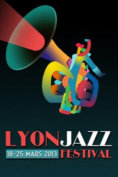 In this selection, we are presenting Artistic Jazz Poster Designs to inspire you. it will be your reference in making the theme of an event, as well as inspiration for you to create a poster / flyer promoting jazz events. Jazz Poster, Blue Poster, Gig Poster, Poster Festival, Jazz Festival, Jazz Blues, Blues Music, Lyon, Jazz Art