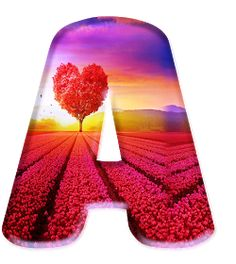Sussurro de Amor: Alfabeto decorativo arvore coração 2 Fathers Day Banner, Alphabet, Different Styles, Letters, Abstract, Cute, Design, Plants, Hush Hush