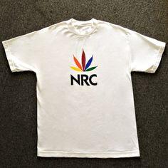 NRC Leaf Tee   Lost Angels And Kings