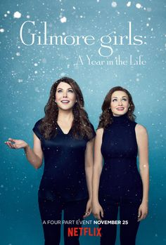 """Gilmore Girls: A Year in the Life"""