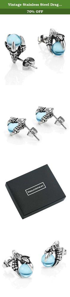 Nickel Free 925 Sterling Silver 8mm CZ Square cut Stud Earrings for women 1019
