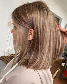 Blonde Hair Looks, Brown Blonde Hair, Sandy Brown Hair, Blonde Hair For Brunettes, Ombre For Brown Hair, Blonde Ombre Hair Medium, Dying Hair Blonde, Long Blond Hair, Brown Hair Inspo