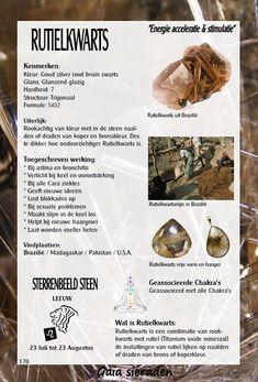 werking edelstenen - Gaia sieraden