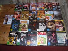 "25 DVD FILME      ""OVP/NEU""      (   PAKET 31 )"