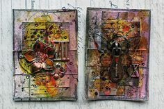 Hi there! Hopefully you've had a wonderful week! Tomorrow it's Friday and then weekend, yay! Today I want to share some ATCs with you. ...