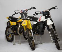 Yamaha 125 YZ 1981