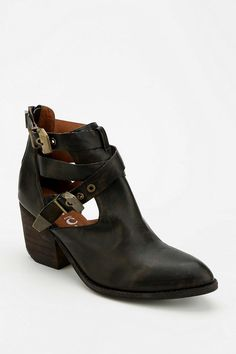 Jeffrey Campbell Everwell Cutout Ankle Boot #urbanoutfitters