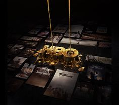 All That Glitters is not Gold. It's HBO. on Behance