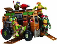 TMNT – Shellraiser – Van de Combat des Tortues Ninja   Your #1 Source for Toys and Games